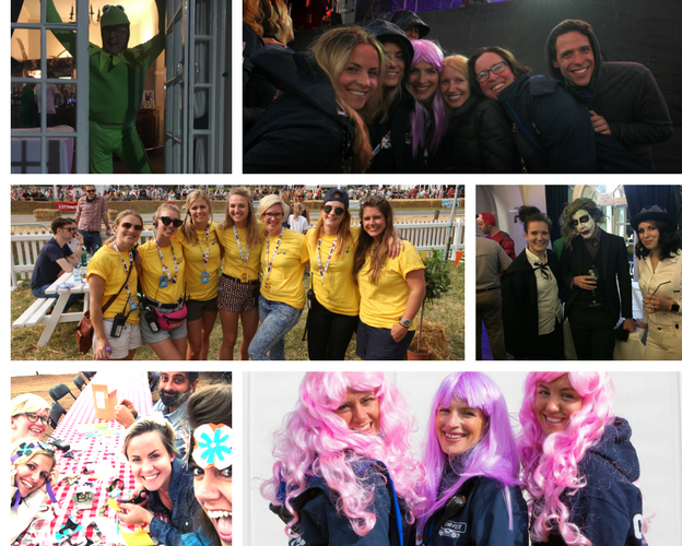 Brand Events Collage