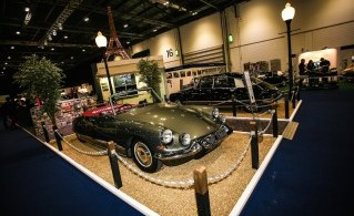 The London Classic Car Show