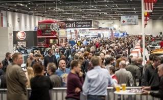 The London Classic Car Show