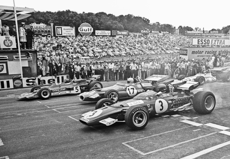 STAR CARS HONOUR THE CAREER OF JACKY ICKX, THE WORLD'S GREATEST ALL