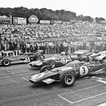 STAR CARS HONOUR THE CAREER OF JACKY ICKX, THE WORLD'S GREATEST ALL-ROUND RACING DRIVER